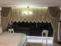 Salon Curtains